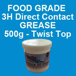 Food Grade 3H Direct Contact Grease 500g