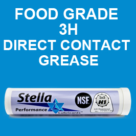 Food Grade 3H Direct Contact Grease