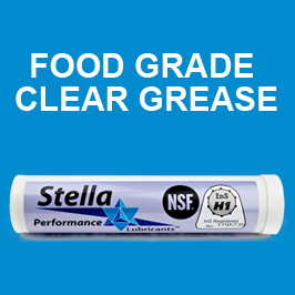 Food Grade Clear Grease